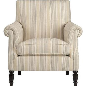 Suffolk Chair, Crate and Barrel