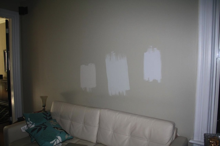 View Post Wall Colour In Dark Room