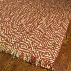 Arts Natural Fiber Sisal Weave Rug (4' x 6'), Overstock.com