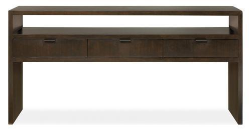 Align Console Tables Console Tables Living Spaces Room Board - Room and board console table