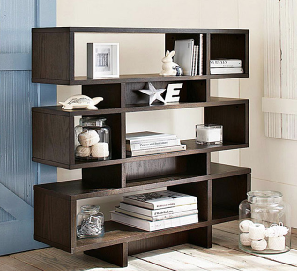 Modern Bookcase Look 4 Less
