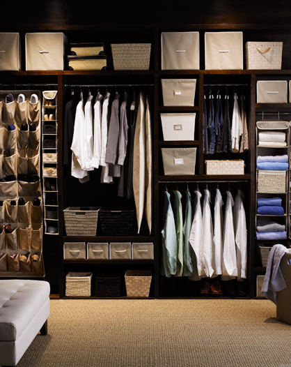 mens clsoet ideas transitional closet