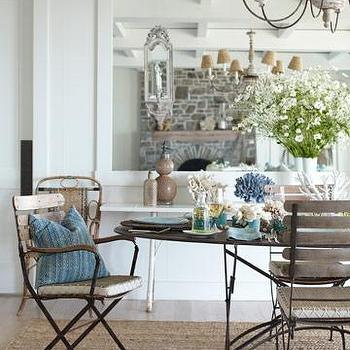 Slatted Chairs