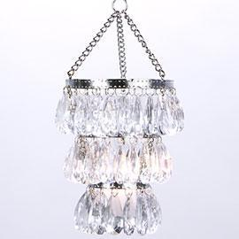 Tealight candle holder chandelier products bookmarks design chandelier tealight 7 aloadofball Gallery