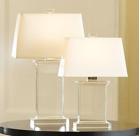 Crystal Terri Accent Lamp In Table Lamps From Bellacor