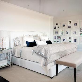 Mirrored Coffee Table, Contemporary, bedroom, House & Home