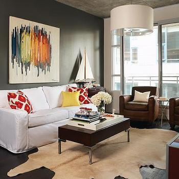 Tan Walls Transitional Living Room Benjamin Moore