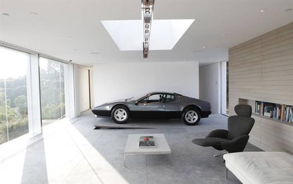 Garage skylight design ideas for Gorgeous garage