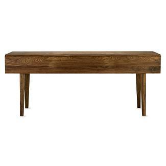 Harvest Table, New, Walnut, Design Within Reach