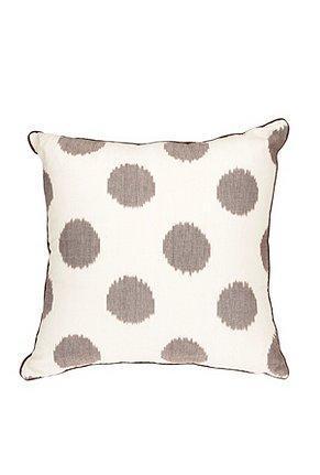 UrbanOutfitters.com > Large Ikat Dots Pillow