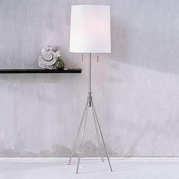 Adjustable Floor Lamp Decorative Ligthing Wisteria