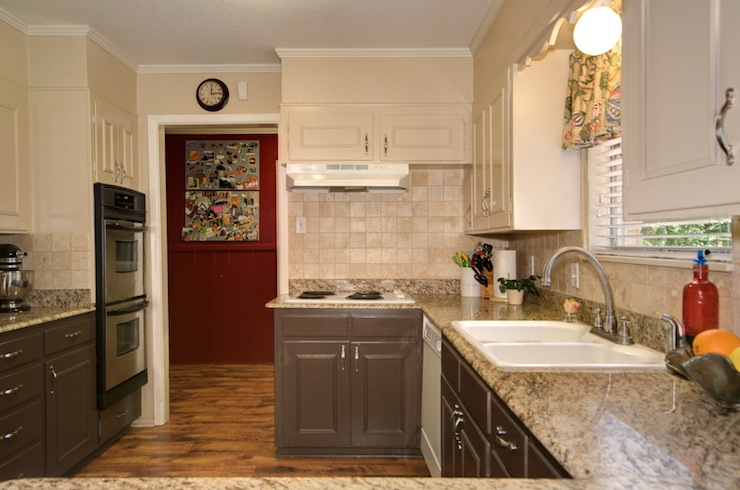 Kitchen for Valspar kitchen and bath paint