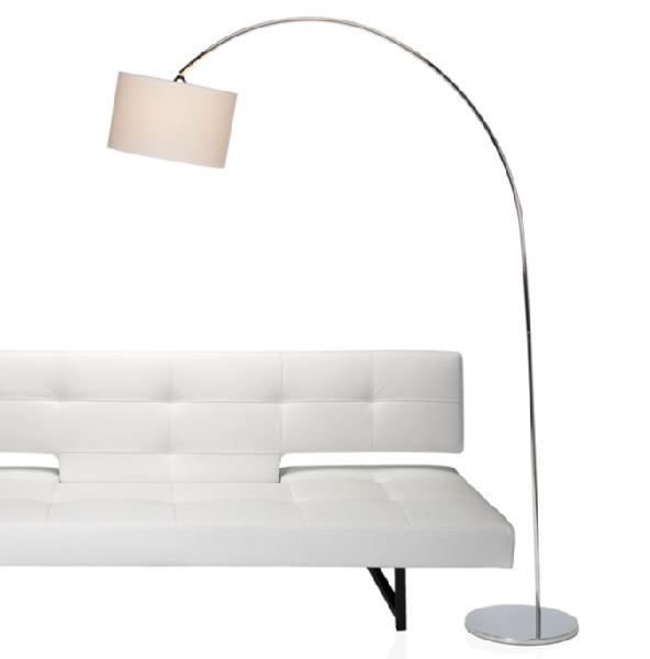 view full size - Floor Hanging Lamp