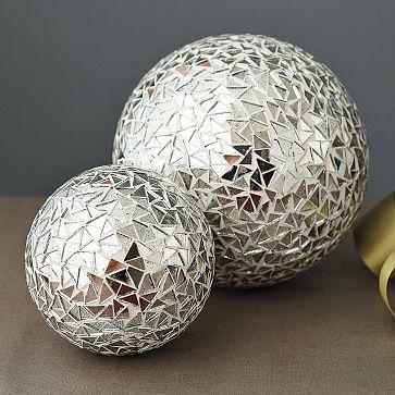 Mosaic Spheres - west elm
