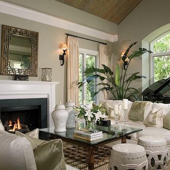 Bedroom farrow and ball dimity - Dimity farrow and ball living room ...