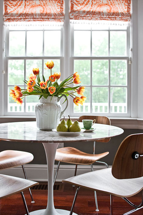 Saarinen Table Design Ideas