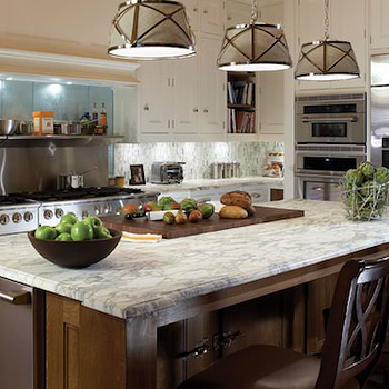 Kitchen Isalnd Pendants, Transitional, kitchen, Peacock Cabinetry