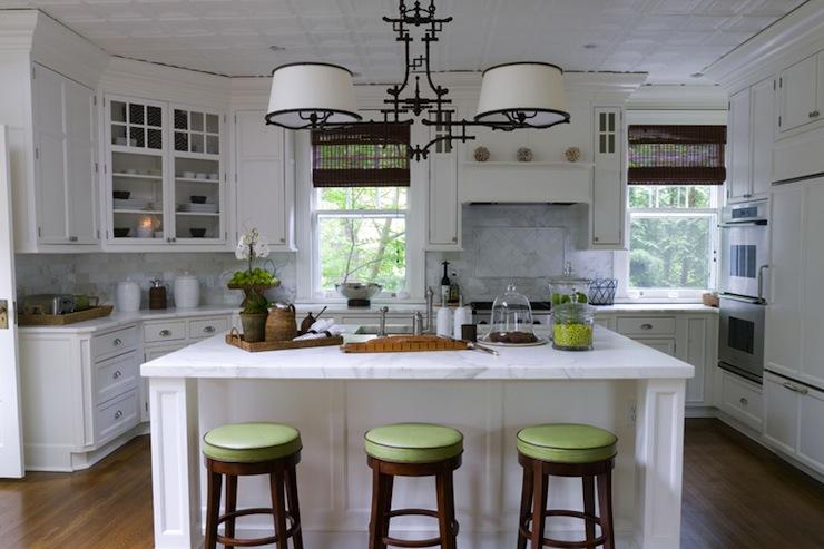 Pagoda Chandelier Cottage Kitchen Thornton Designs