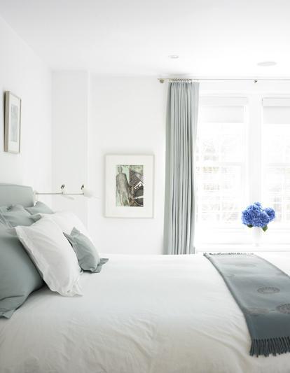 Crisp White Walls Design Ideas