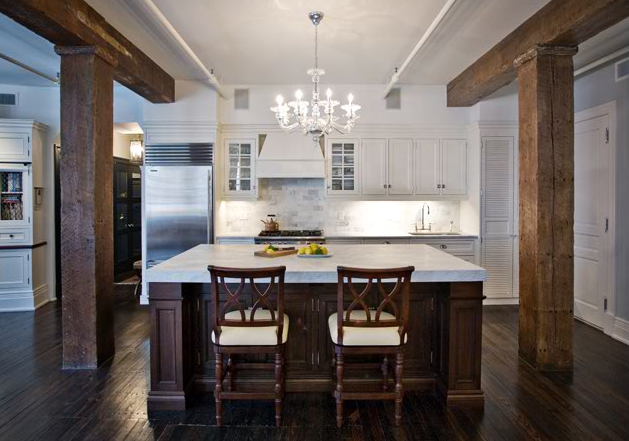Kitchen Beams Design Ideas