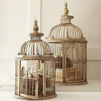 Birdcage, Pottery Barn