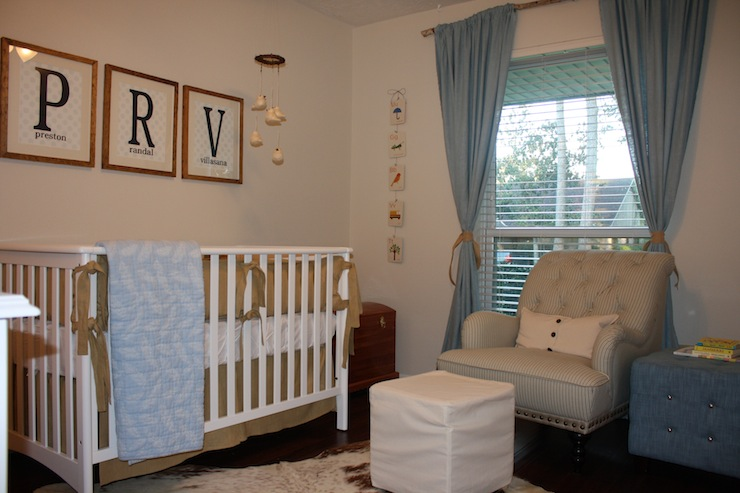 Crib Bedding Baby Blue