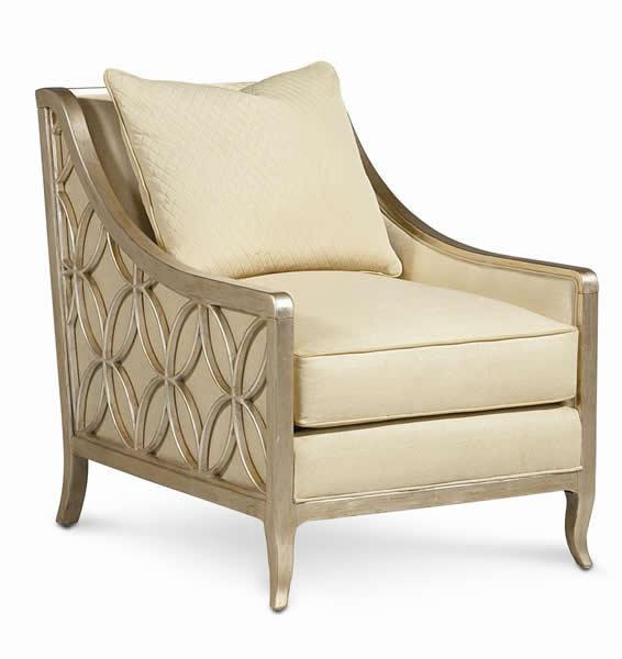 butterfly upholstered chair caracole modern – Upolstered Chair
