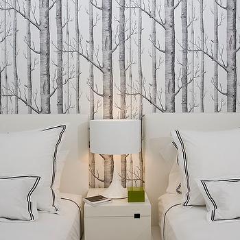 Shared Kids Bedroom, Contemporary, bedroom, Haus Interior