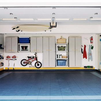 Seating In Garage Design Ideas