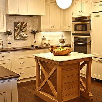 Kitchen Island Trim Design Ideas