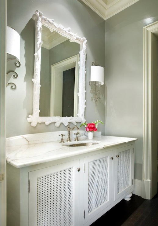 Grey And White Bathroom Contemporary Bathroom Melanie Turner Interiors