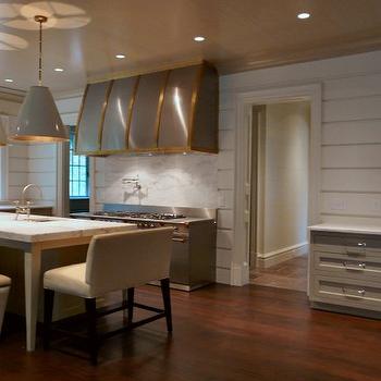 KItchen Island Bench, Transitional, kitchen, Melanie Turner Interiors