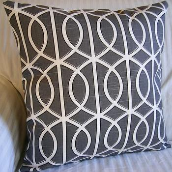 Pillow Throw pillow cover cushion cover outdoor by purplepajamas