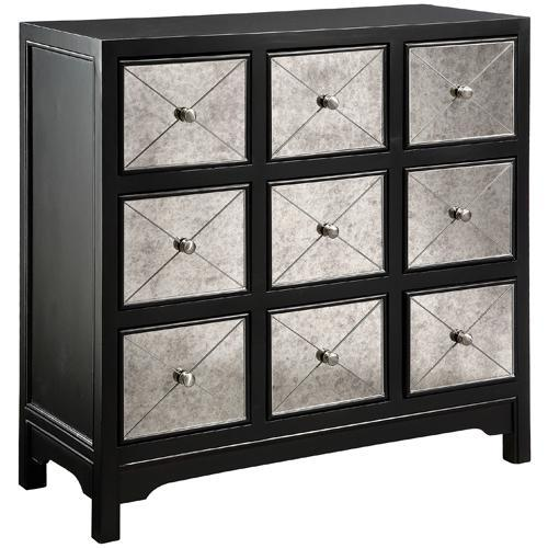 Threshold Gray 5 Drawers Apothecary Cabinet