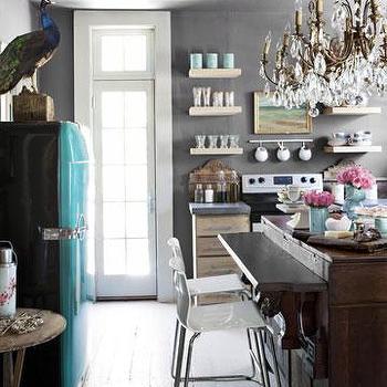 Kitchen Ideas Turquoise turquoise kitchen island design ideas