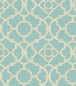 waverly sun n shade outdoor fabric lovely lattice lagoon fabric home decor fabric