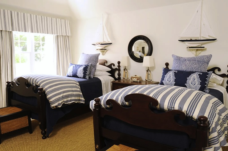 nautical boys bedroom cottage boy s room phoebe howard