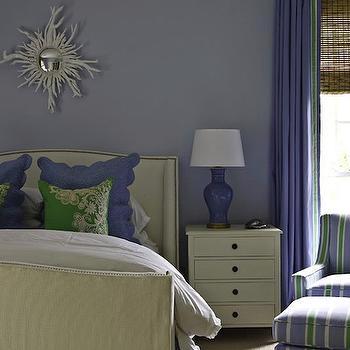 Purple Bedroom, Contemporary, girl's room, Phoebe Howard