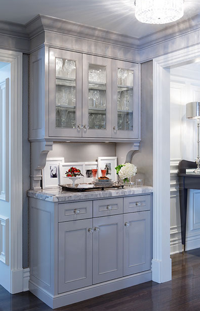 Cabinet Corbels Transitional Kitchen Elizabeth Kimberly Design