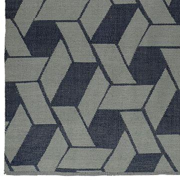 Williams Sonoma Home   Thom Filicia Outdoor Graphic Links Rug
