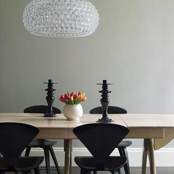 Cherner Side Chairs, Modern, dining room, Laura Moss Photography