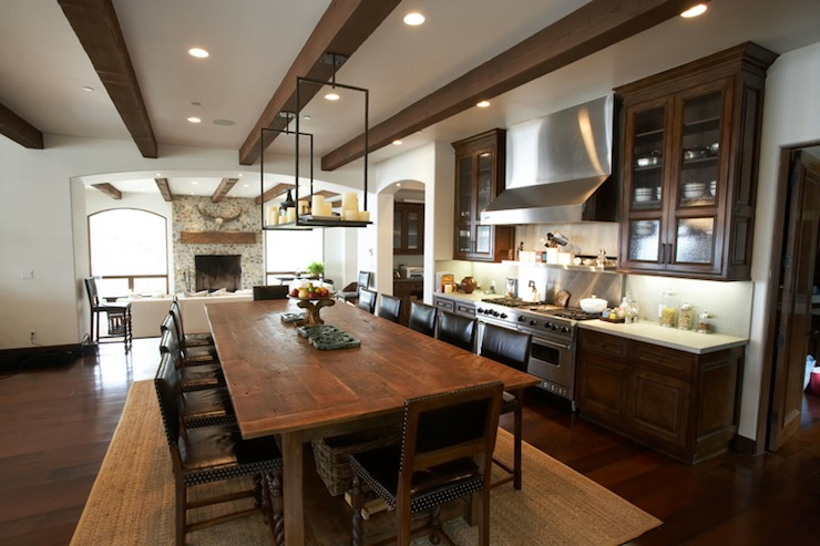 Exposed Wood Beams Design Ideas
