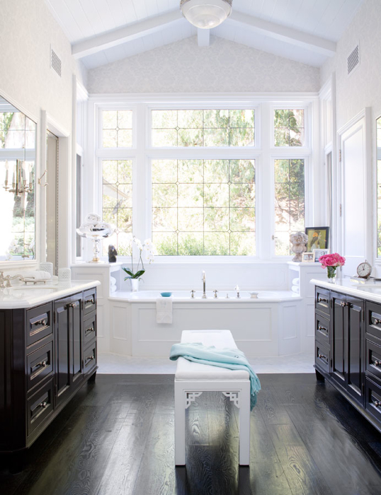 His and her bathroom vanities design ideas for His and hers bathroom