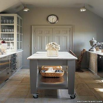 Martha Stewart Kitchen, Cottage, kitchen, Martha Stewart