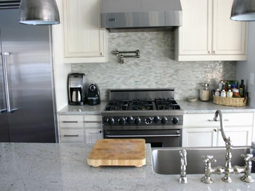 White Granite Countertops View Full Size