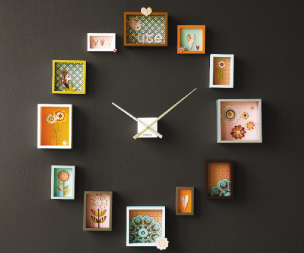 �» Blog Archive �» Photo Frame Clock