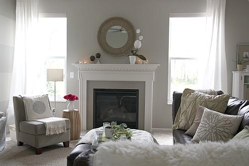 Gray Sectional Design Ideas