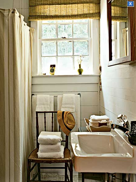 paneled bathroom country bathroom my home ideas
