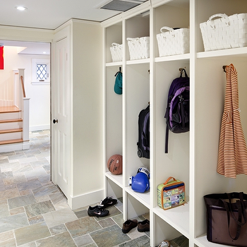Mud Room Design, Transitional, laundry room, LDa Architects