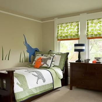 Dresser as Nightstand, Traditional, boy's room, Sally Steponkus Interiors